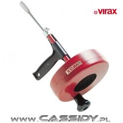 Przepychacz ręczny bębnowy Virax