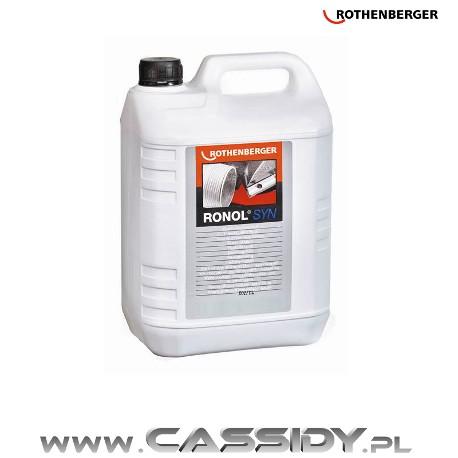 Olej syntetyczny  Rothenberger do gwintowania RONOL®  5l
