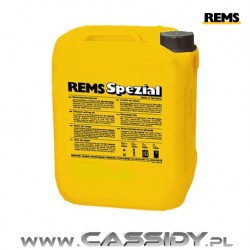 Olej mineralny Rems  Spezial do gwintowania 5l