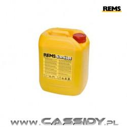 Olej syntetyczny Rems  Sanitoll do gwintowania 5l