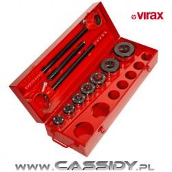 """Gwintownica ręczna Virax   1.1/2"""" - 2"""""""